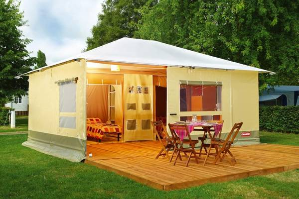 tente de camping decathlon