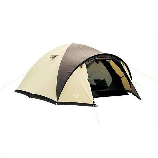 camping avec tente aménagée 5 personnes