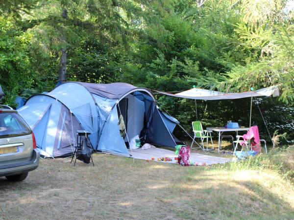 decathlon camping tente