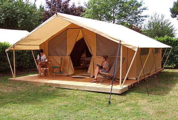 tente camping pas cher