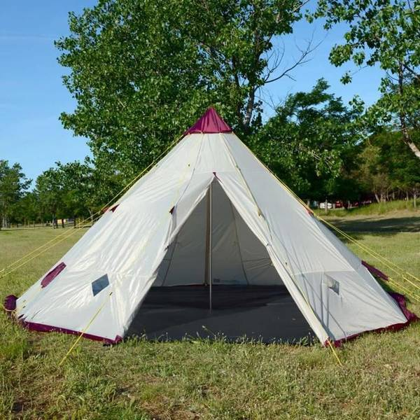 camping emplacement tente vendée