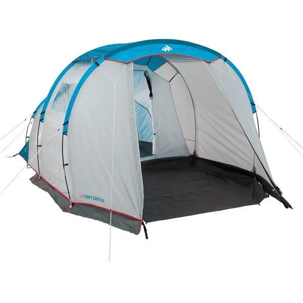 faire du camping en tente
