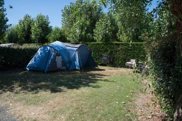 camping tente corse