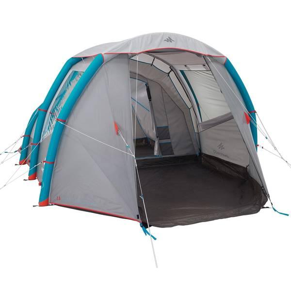 camping emplacement tente bord de mer
